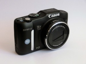Reviewed: The Canon PowerShot SX 160 IS Digital Superzoom Camera