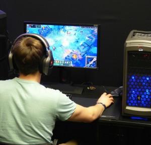 Ungeeignete Computerspiele für Kinder sind immer wieder ein Thema