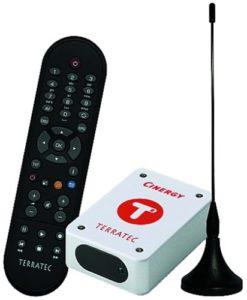 Mobiler TV-Empfang mit Terratec