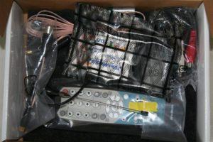 Die AVerMedia AVerHybrid TV-Karte kommt mit vollständiger Ausstattung