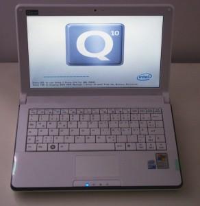 Das A1 Netbook Q10air gibt es bereits ab 0 Euro