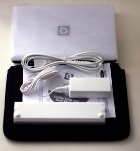 Das A1 Netbook Q10air kommt sogar mit einer Tasche