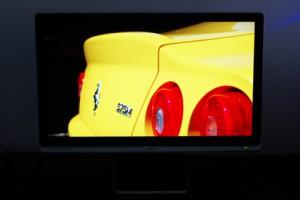 Der BenQ E2200HD Monitor überzeugt durch eine sehr gute Bild-Darstellung (Foto: nurido.eu)