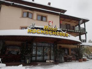 Das Hotel Hochschober liegt auf der Turracher Höhe