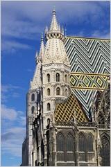 Der Stephansdom in der Wiener Innenstadt