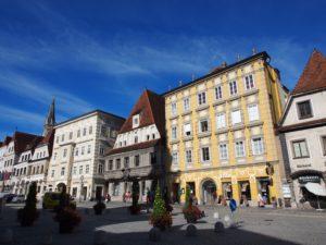 Eine der schönsten Städte in Österreich: Steyr
