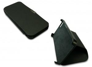 Die Sandberg iPhone 5 Hülle mit Standfunktion (Foto: Sandberg)