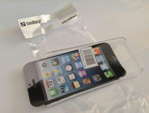 Das farblose iPhone 5-Cover (Foto: nurido.eu)