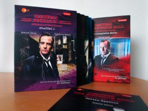 Hautnah – Die Methode Hill: Die Serie mit Robson Green als DVD-Box
