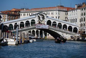 Eines der beliebtesten Reiseziele: Venedig