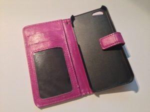 Die Avanto iPhone-Wallet besitzt clevere Zusatzfunktionen. (Foto: nurido.eu)