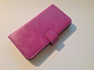 Die Avanto Ledertasche für das iPhone 5/5S (Foto: nurido.eu)