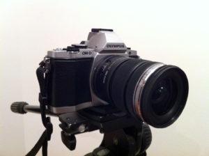Mit der OMD brachte Olympus eine ambitionierte MicroFourThirds-Kamera heraus (Foto: nurido.eu)