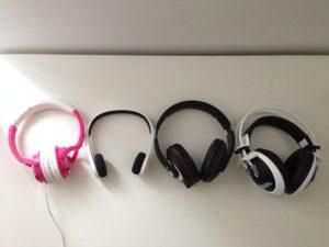 Sandberg Headsets