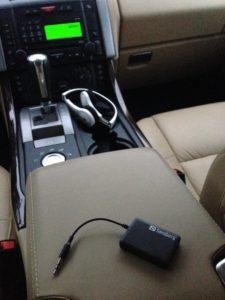 Der Sandberg Bluetooth Audio Link verbindet Ihr Soundsystem und ein Mobilgerät per Bluetooth (Foto: nurido.eu)