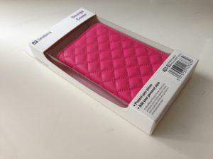 Das Sandberg FashionWallet 4/4S/5/5S in pink