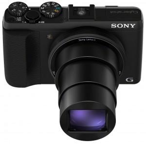 Die beste Allroundkamera 2014: Die Sony Cybershot DSC-HX50 (Foto: Amazon.de)