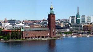 Besonders die schwedische Hauptstadt Stockholm ist eine Reise wert! (Foto: Wikimedia Commons - Jonas Bergsten / Public Domain)