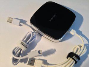 Im Test: Das Momax iPower M2 Ladegerät für iPhone, iPad oder Samsung Galaxy-Geräte etc.