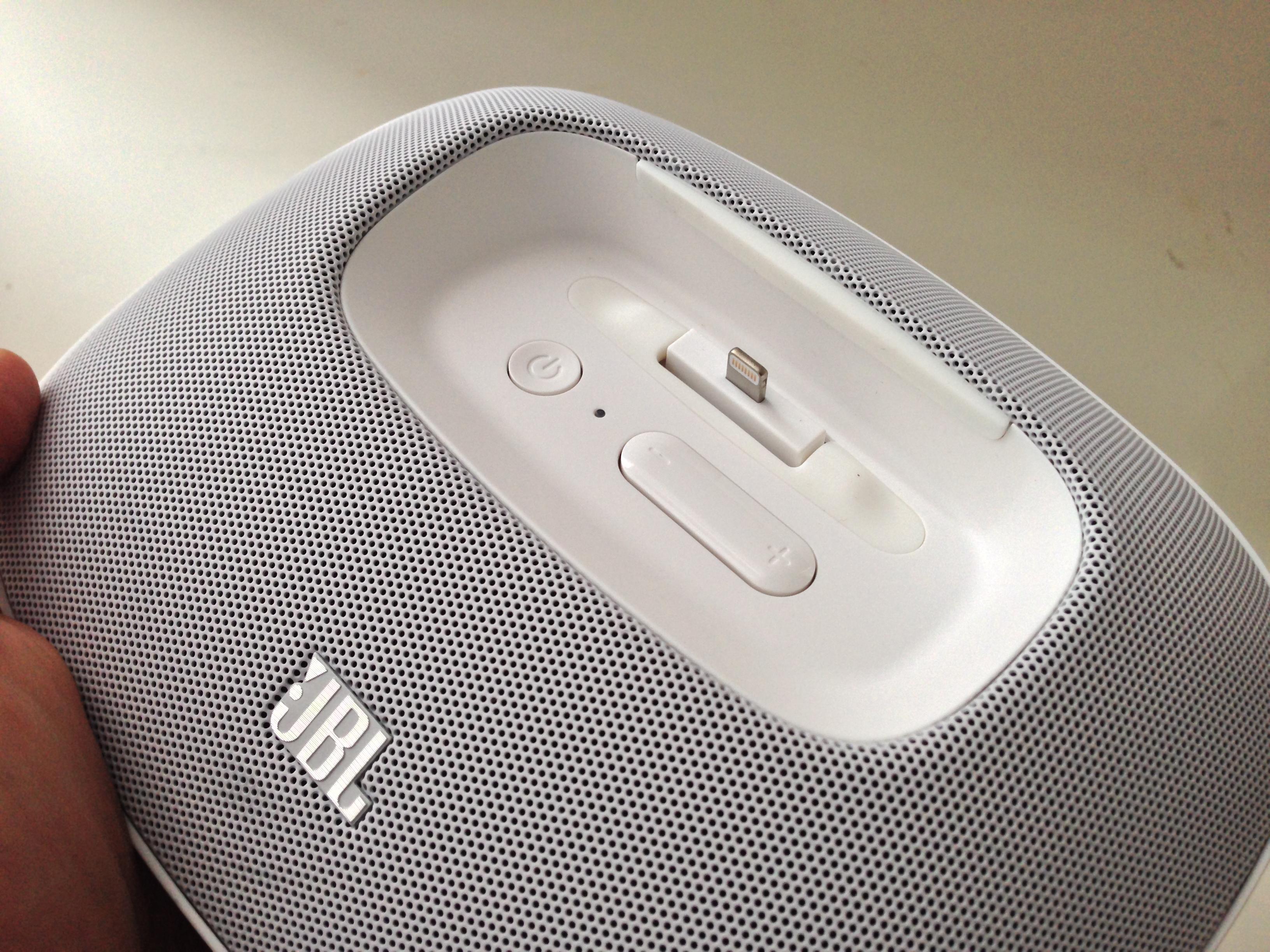 Lautsprecher Mit Iphone Dock