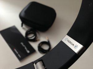 Das Nokia Purity HD Headset by Monster funktioniert nicht nur mit Windows Phone-Geräten, sondern auch mit Android-Modellen und eingeschränkt mit iOS-Smartphones.