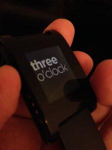 Die Pebble Smartwatch kann über viele Apps personalisiert werden.