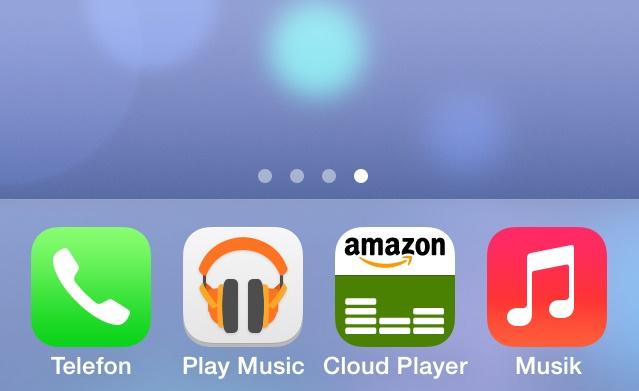 Die Cloud-Dienste von Apple, Amazon und Google im Vergleich.