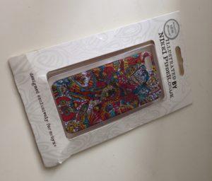 Hochwertige Handy-Cover im Design von Nikki Pinder