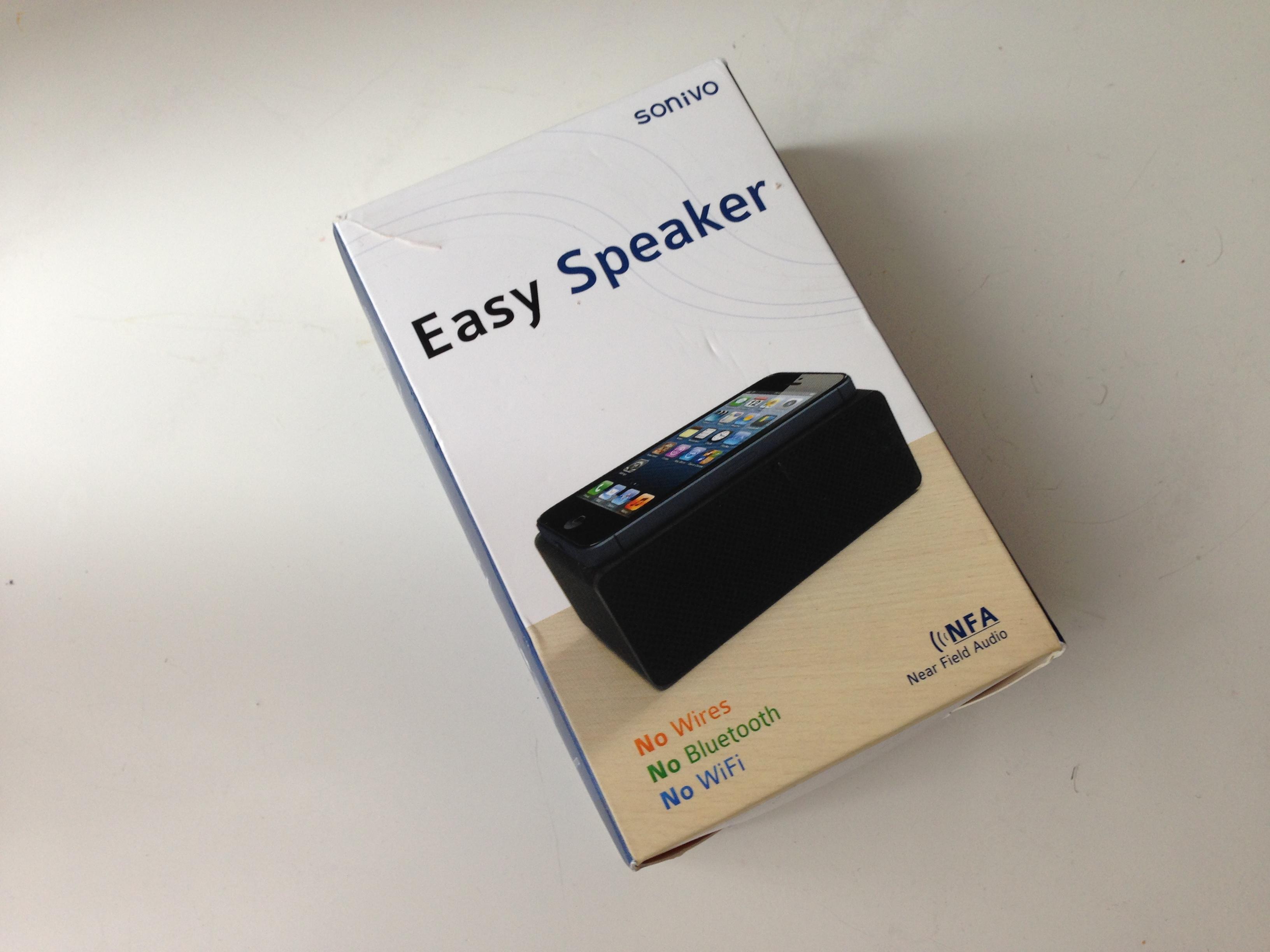 Der günstige Lautsprecher bietet einen tollen Klang.