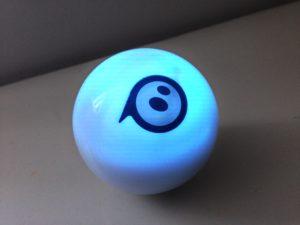 Ein Produkt mit Potenzial: Der Sphero 2.0
