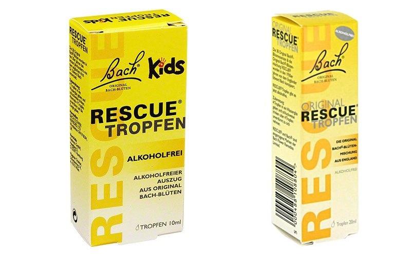 Bachblüten gibt es auch alkohlfrei bzw. für Kinder