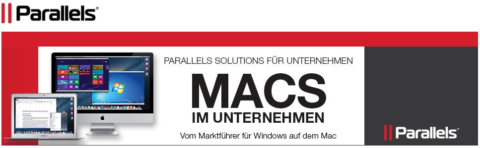 Mit Parallels einen Apple-Rechner zum Windows-PC machen