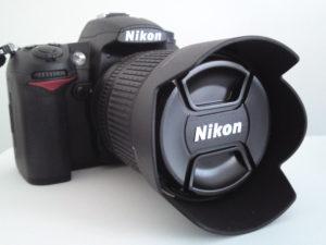 Nikon bietet semi-professionelle DSLR-Modelle wie die D7100/D7000 an