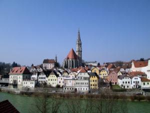 Steyr im Traunviertel: Eine bezaubernde Kleinstadt mitten in Oberösterreich