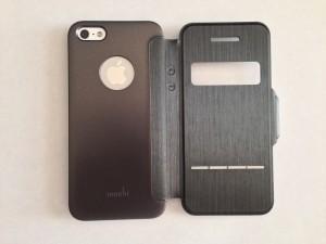 Das Moshi SenseCover für das iPhone 5 und 5S