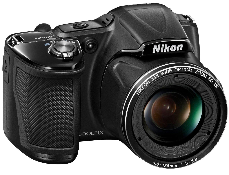 Die Nikon COOLPIX L830