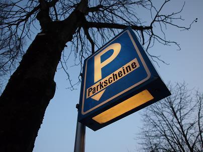 Günstig parken ist ganz einfach!