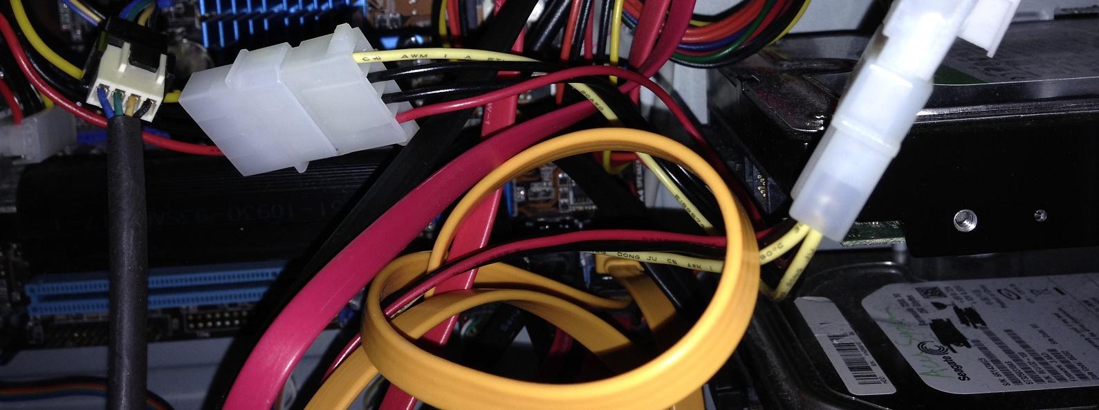 Computer Aufrüstung PC