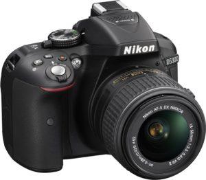 Die preiswerte Nikon D5300