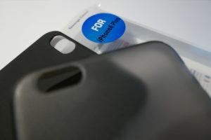 Sandberg Smartphone Cover black für das iPhone 6(s) Plus