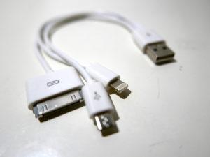 Mit nur einem Kabel immer alle Verbindungen dabei