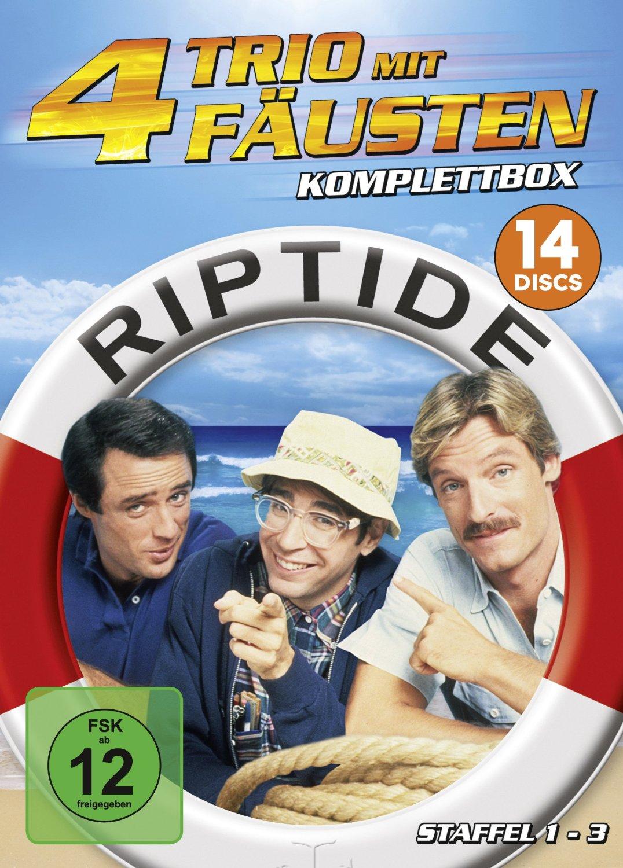 Die Top-Serie rund um drei Privatdetektive auf DVD