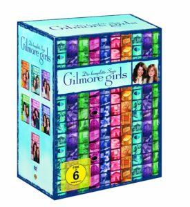 Die Gilmore Girls gibt es zum Wiedersehen auf DVD