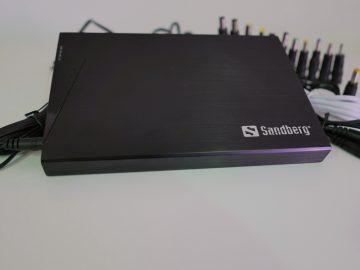 20000 mAh speichert die Sandberg Powerbank