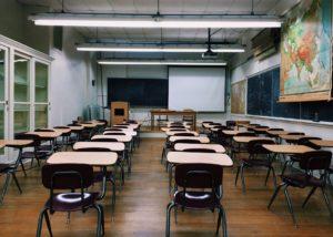 In den Klassenzimmern sind in den nächsten Jahren zahlreiche Änderungen nötig