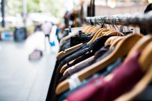 Waren in Geschäften müssen vor Diebstahl geschützt werden