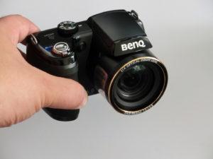 Auf dem Prüfstand: Die preiswerte BenQ GH700 Digitalkamera